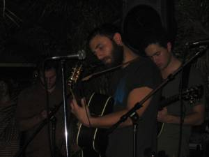 Local Natives Acoustic Set @ The Delancey 10.24.09
